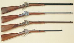 Sharps Rifles and Carbines.