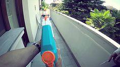Provata la Nerf Super Soaker Hydrostorm, un concentrato di acqua e potenza