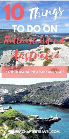 Rottnest Island, Aus