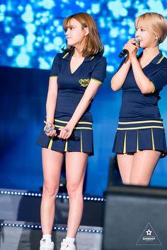 Ji Min & Cho A (AOA)