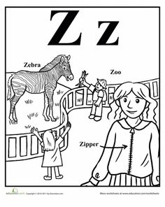 Zookeeper  Letter Words