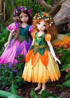 Little fairies -¿princesitas?