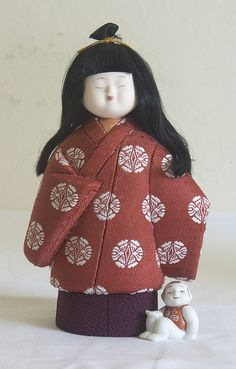 Mataro Kimekomi doll by solarka, via Flickr