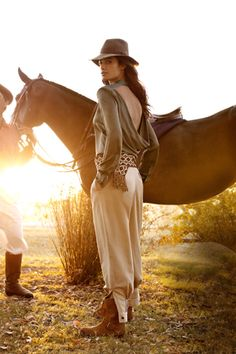 GAUCHO-INSPIRED  FASHION  EDITORIAL