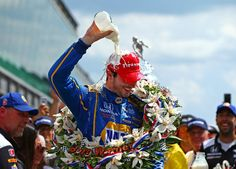 Rookie Alexander Rossi Wins The 100th Running Of The Indianapolis 500