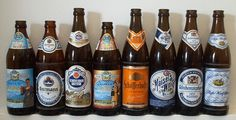 Weissbier Bottles- good site!  This page tells the difference between Hefeweizen and Weiss beers.