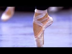 """The Shoes"" - ballet shoes/pointe shoes at the City Ballet"
