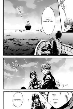 Read manga Kuroshitsuji 065: That Butler, Fighting Bravely online in high…