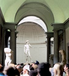 Florence's Accademia: The Temple of David by Rick Steves | ricksteves.com