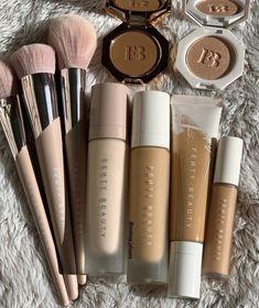Peach Makeup, Glam Makeup, Makeup Inspo, Beauty Makeup, Kylie Makeup, Eyebrow Makeup, Skin Makeup, Tips For Oily Skin, Cream Aesthetic