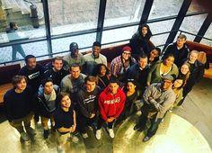 Arcadia University students 'Groove On' in London