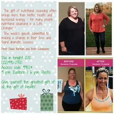 """Great National call tonight! Join us every Wed night to listen to great results and stories ! Ask yourself """"How serious are you about making a change in your life?   Please join our International team call with Carole Taylor; top income earner with our company, to learn about Nutritional Cleansing! A Clinical Nutritionist will give you background info on products and learn about how to get your products paid for & the business.   Make the Call . . . It Could Change Your Life ! It has for me…"""