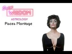 Saige Wisdom: Famous Pisces Music Video Montage - YouTube