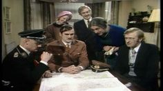 Monty Python's Flying Circus: North Minehead bye election sketch with the infamous Mr. Hilter.