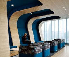 Randall Children's Hospital designed by ZGF Architects