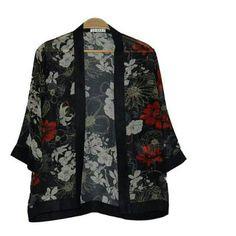 Temukan dan dapatkan KIMONO ROSE IN BLACK hanya Rp 139.000 di Shopee sekarang juga! #ShopeeID