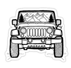 Jeep Adventure Stick