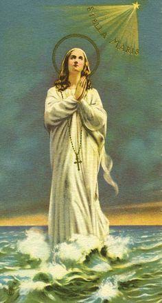 Ave Maris Stella, Star of the Sea
