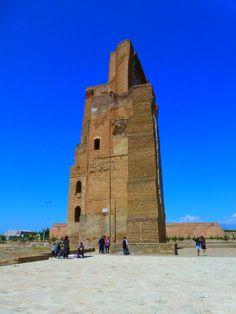 Uzbekistan - Shakhrisabz (Tamerlan's Palace)