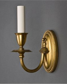 bronze Candle Sconces, Wall Sconces, Antique Lighting, Wall Lights, Bronze, Candles, Antiques, Phase 2, Inspiration