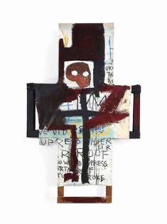 Jean-Michel Basquiat - Crisis X, 1982