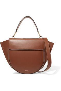 Wandler | Hortensia leather shoulder bag | NET-A-PORTER.COM