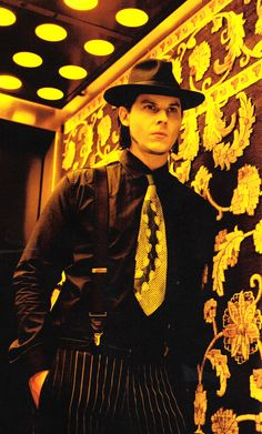 Jack White photographed by Kevin Westenberg for Mojo Magazine (August, 2014).