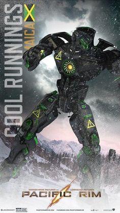 Big Robots, Cool Robots, Pacific Rim Jaeger, Gipsy Danger, Science Fiction, Arte Robot, Robot Concept Art, Cyberpunk, Godzilla