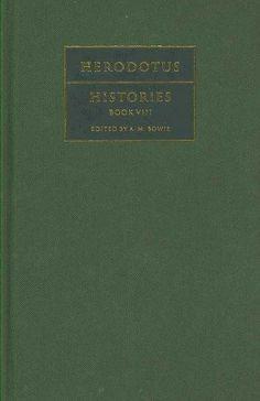 Herodotus Histories: Histories Book Viii