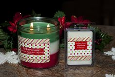 For Every Home Soy Coconut Bayberry Candles. #foreveryhome #soy/coconut
