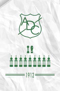 Deportivo Cali - 1912 Football Art, Colombia, Sports