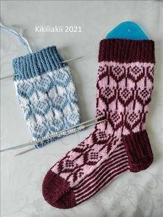 Kikiliakii neuloo - Vuodatus.net - Socks, Knitting, Fashion, Moda, Tricot, Fashion Styles, Breien, Sock, Stricken
