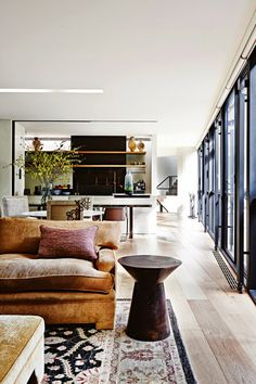 espacio abierto THE BRIDGE HOUSE IN MELBOURNE, AUSTRALIA