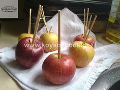 ΚΑΡΑΜΕΛΩΜΕΝΑ ΜΗΛΑ – Koykoycook Apple, Fruit, Food, Apple Fruit, Eten, Meals, Apples, Diet
