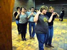 Line Dancing Steps, Country Line Dancing, Dance Workout Videos, Dance Videos, Partner Dance, Dance Class, Dance Choreography, Dance Moves, Leslie Sansone
