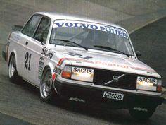 DTM Champion 1985 - IPS Volvo 240 Turbo
