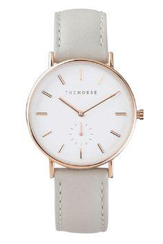 The Horse watch, $189, thehorse.com.au.   - HarpersBAZAAR.com