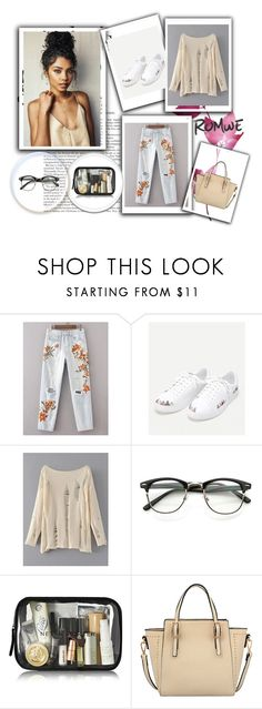 """""""Romwe 83"""" by zerina913 ❤ liked on Polyvore featuring Mellow World and romwe"""