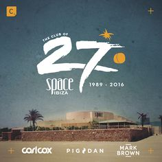 Shop for Space Ibiza 2016 (mixed By Carl Cox, Pig&dan & Mark Brown). Starting from Choose from the 6 best options & compare live & historic music prices. Space Ibiza, Tech House Music, Mark Brown, Minimal Techno, Artist Album, Club, Music Albums, Electronic Music, Dance Music