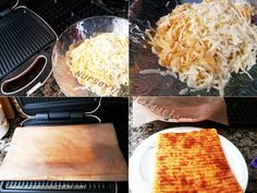 patates tostu Macaroni And Cheese, Bread, Ethnic Recipes, Food, Mac And Cheese, Brot, Essen, Baking, Meals