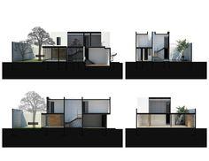 Galería - Casa Estudio Hill / CCA Centro de Colaboración Arquitectónica - 28