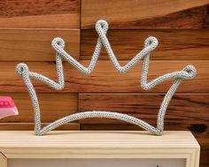 Coroa em Trico
