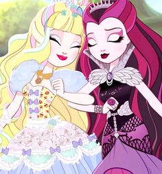 Image about summer in Ever After High - Monster High by Sixxmoon Ever After High, Monster High, High E, After High School, Raven Queen, Pictures To Paint, Cartoon Art, Character Art, Fairy Tales
