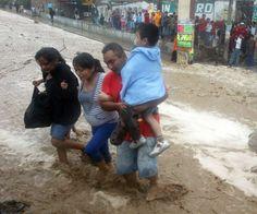 Perú: al menos cinco muertos tras deslizamientos de tierras causados por lluvias | Multienlaces