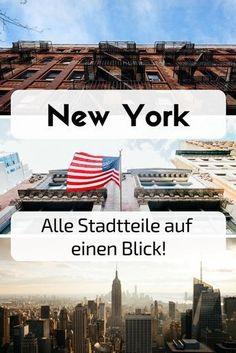 Bist du auf der Suche nach Tipps für alle New Yorker Stadtteile NYC hat viele charmante Ecken, die du bei deiner nächsten New York Reise entdecken solltest. #newyork #nyc #manhattan #brooklyn #queens #statenisland #bronx