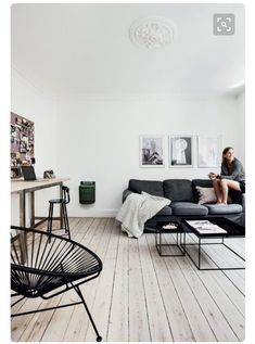 modern | black + white