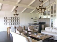 62 Favourite Farmhouse Living Room Lighting Ideas Decor And Design - Home/Decor/Diy/Design Elegant Home Decor, Elegant Homes, Latest House Designs, Transitional Living Rooms, Home Goods Decor, Trendy Home, Living Room Lighting, Modern House Design, Home Decor Styles