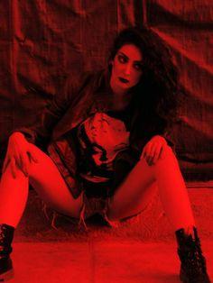 Model: Sofia Vasileiadu | Photography: Aleksandros Kioroglou | Clothes. Make up & styling Sofia Vasileiadu | Shorts made by Sofia Vasileiadu. SEE MORE ON THE OFFICIAL SITE: http://vasileiadousofia.wix.com/sofiavas#!coming-soon-wild-thing/c1tf4
