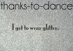 How weird was it showing up to school with a hair full of glitter after the weekend?
