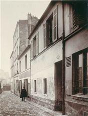 21 and 21 bis, passage de la mare (present rue Botha). Paris (XXth arrondissement). Union Photographique Française, about 1895.…